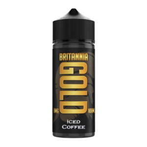 Britannia-gold-eliquid-iced-coffee-bottle-shortfill