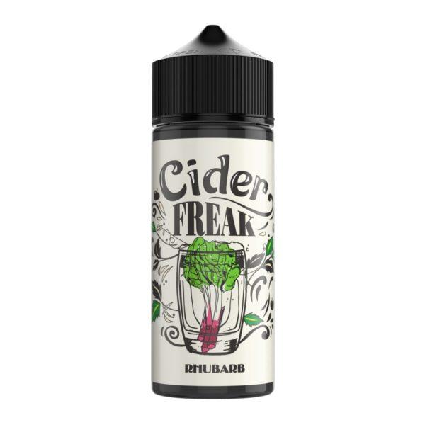 Cider-Freak-e-liquid-bottle-shortfill-rhubarb
