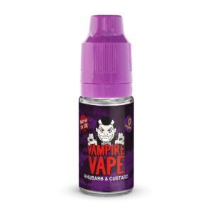 Vampire-Vapes-Rhubard Custard-10ml-E-liquid