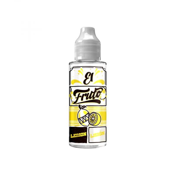 Lemon-El-Fruto-120ml-Shortfill