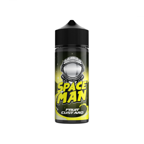 SpaceMan-Fruit-Custard-120ml-shortfill