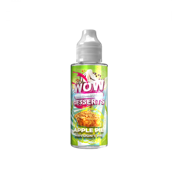 Wow That's What I Call Apple Pie 120ml Shortfill